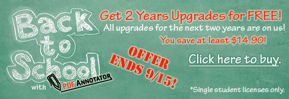Get 2 Years Upgrades for FREE