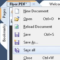 Multi Document Capabilities