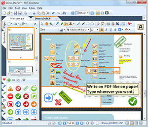 PDF Annotator - Comment and edit PDF documents